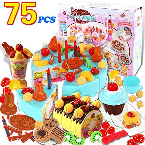 Cute Kostüme Baby Monkey (Kind Kleinkind Geburtstagstorte Kinder Rollenspiele Kaufläden Zubehör Küchenspielzeug Kreatives Spielzeug Geschenk zum Geburtstag Weihnachten)
