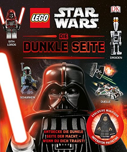 LEGO® Star Wars™ Die Dunkle Seite: Entdecke die Dunkle Seite der Macht - wenn du dich traust!