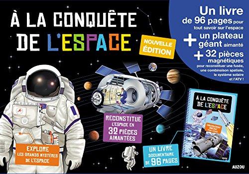 Mes premiers coffrets d'apprentissage - A la conquête de l'espace (Nouvelle édition 2016)