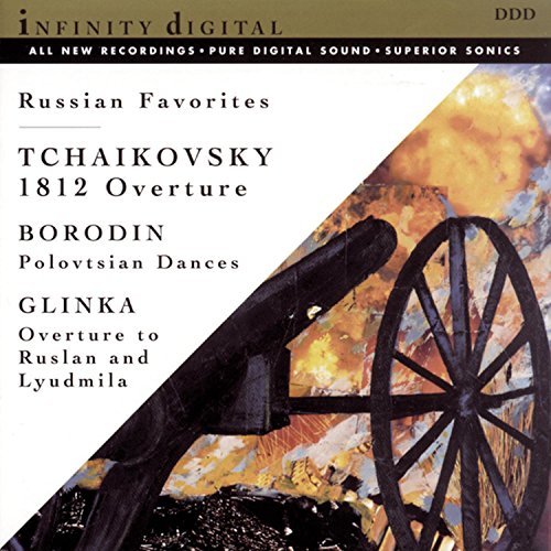 1812 Ovt/Polovtsian Dances/&