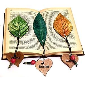 Set 3, Kundenspezifische Lesezeichen, Personifiziertes Bookmark Geschenk, Buch Zusätze, Buch Liebhaber, Namensabzeichen, Staffelungs Geschenk
