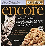 Encore Gato Estaño Multipack Fish 8 x 70g