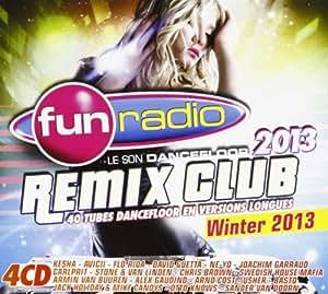 Fun Remix Club Winter 2013