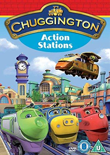 Chuggington   Action Stations [Reino Unido] [DVD]