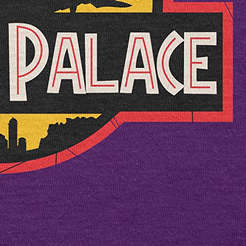 NERDO - Jabba's Palace - Damen T-Shirt Violett