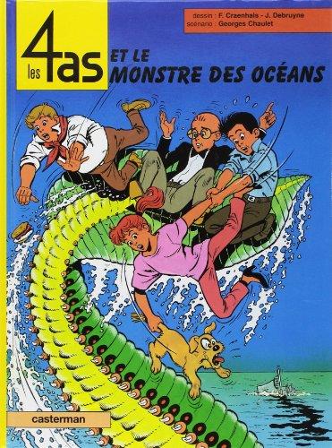 Les 4 as : Le monstre des océans