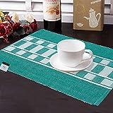 Avioni Premium Cotton Ribbed Table Mats ...