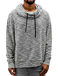 Sixth June Homme Hauts / Pullover Oversize Sweat With Big Collar
