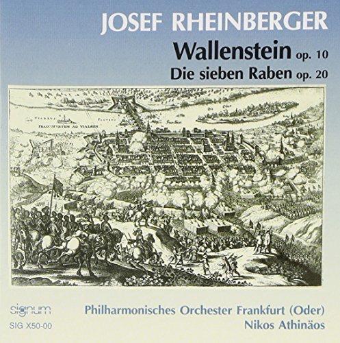 Wallenstein Op. 10 / die 7 Raben