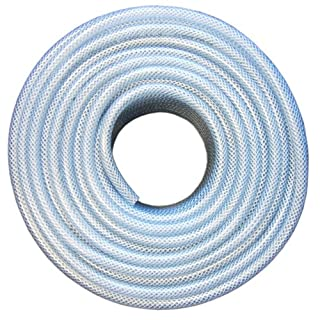 Airtrail 00411325 Compressed-Air Hose 50 m Reel with 9 mm Interior Diameter and 15 mm Exterior Diameter