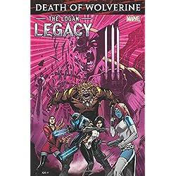 Death Of Wolverine The Logan Legacy