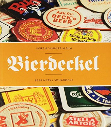 Leuchtturm 342618 Grande Bierdeckel-Sammel-Album inkl. Transparente Hüllen für je 6 Bierdeckel