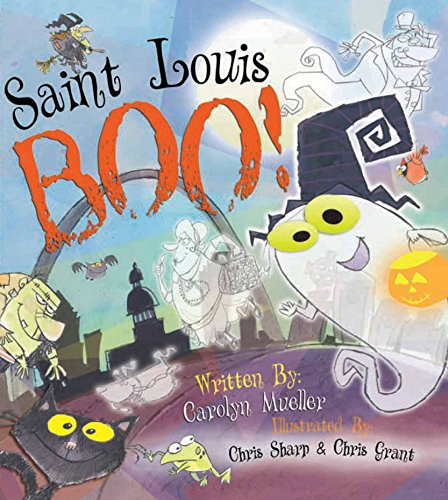St. Louis Boo! (English Edition)