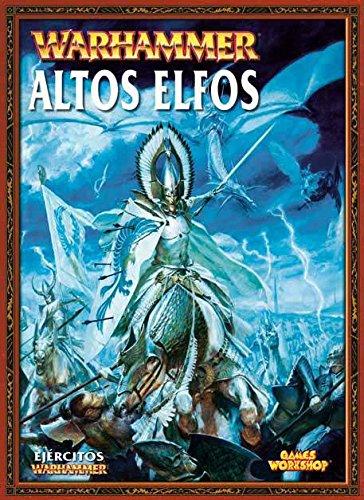 Ejércitos Warhammer. Altos Elfos