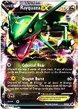 Pokemon Trading Card-Rayquaza EX Bw47
