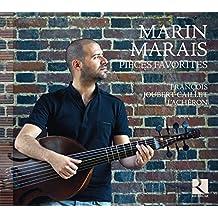 Marin Marais : Piezas Favoritas Para Viola / François Joubert-Caillet L'Acheron
