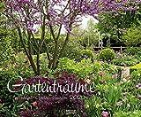Gartenträume 2020: Großer Wandkalender. Foto-Kunstkalender zum Thema Gärten. PhotoArt Kalender im Querformat. 55 x 45,5 cm -