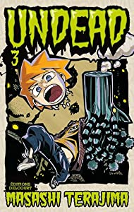 Undead Edition simple Tome 3