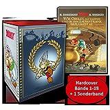 Asterix Sammelbox 1 - Band 1 - 18: und Wie Obelix als kleines Kind in den Zaubertrank geplumst ist