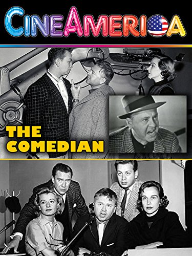 The Comedian Cover