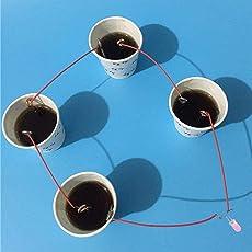 DIY Batterie Pädagogisches Spielzeug DIY Kreative Kinder Spielzeug Kleine Erfindung Set Gemüse Cola Obst Batterie Wissenschaft Experimentelle Materialien