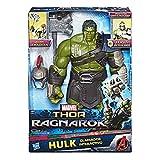 Marvel Avengers - Figura electrónica de Ragnarok Hulk (Hasbro B9971105)
