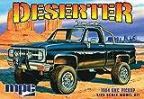 CMP 8481: 25Escala Kit de Modelo 1984GMC Pickup Negro Versión