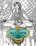 Ragazze Steampunk: Libro Da Colorare Per Adulti: 1