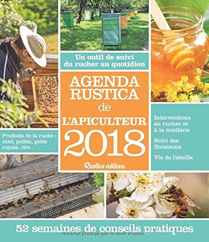 Agenda Rustica de l'Apiculteur 2018