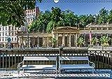 KARLSBAD Das Juwel der Kurstädte Europas (Wandkalender 2019 DIN A3 quer): Historie in malerischer Umgebung (Monatskalender, 14 Seiten ) (CALVENDO Orte) - Melanie Viola
