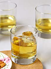 Uniglass Classico Whisky Glass 280ml Set of 6pcs