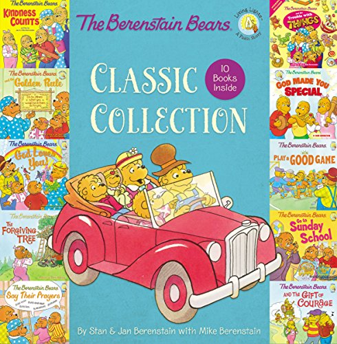 The Berenstain Bears Classic Collection (Berenstain Bears/Living Lights) -