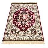 WEBTAPPETI Klassisch Teppich Orient Teppiche Heriz RUBINE 304-ROSSO 160X230