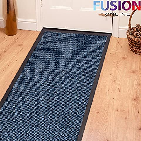 HEAVY DUTY NON SLIP RUBBER BARRIER MAT LARGE & SMALL