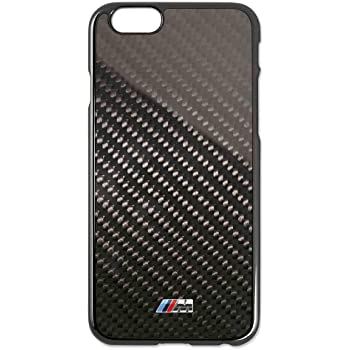 big sale ab23b a68c0 Genuine BMW M Mobile Phone Case Hard Case Carbon for iPhone 7 and iPhone 8  M Collection 2018/2020