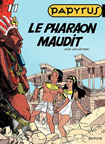 Papyrus - Tome 11 - LE PHARAON MAUDIT (French Edition) eBook ...
