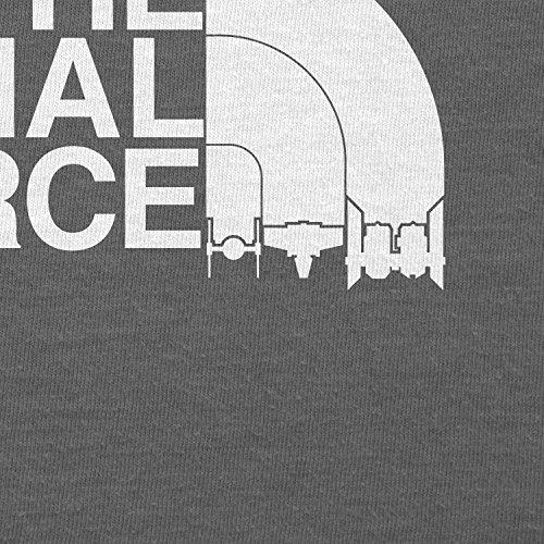TEXLAB - The Imperial Force - Herren T-Shirt Grau