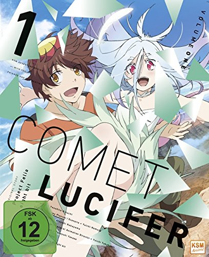 Comet Lucifer 1 - Episode 01-06 [Blu-ray]