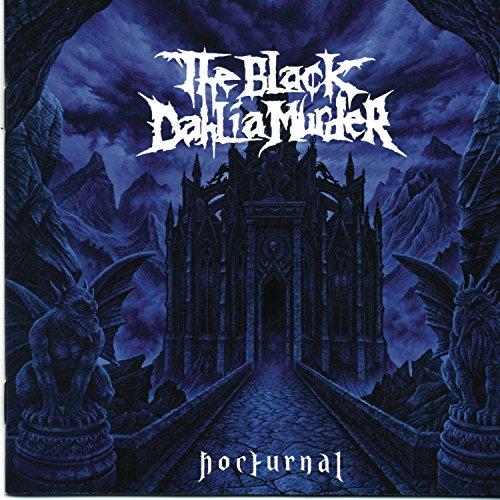Nocturnal (Metal Murder Dahlia Blade Black)