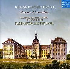 Concerti & Ouvertüren