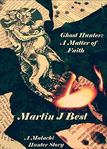 Book cover image for Ghost Hunter:  A Matter of Faith