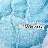 Einhorn Kostüm Erwachsene Tier Jumpsuits Onesie Pyjama Nachthemd Nachtwäsche Cosplay Overall Hausanzug Fastnachtskostuem Karnevalskostüme Faschingskostüm Kapuzenkostüm (L: Für Ihre Höhe :171 - 180cm, Blau) -