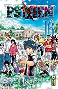 Psyren Edition simple Tome 16