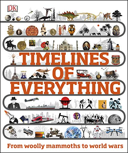 Timelines of Everything (English Edition)