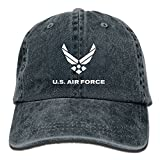 bikini bag US Air Force Adult Cotton Denim Adjustable Cowboy Hat
