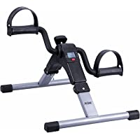 Pedal Exerciser Mini Exercise Bike Arm and Leg Exercise Peddler Machine