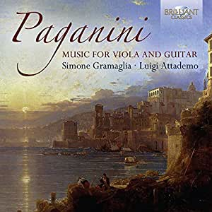 Music for Guitar and Viola