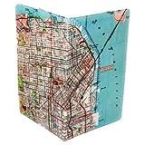 San Francisco Mapa De La Bahía MOLESKINE Cubierta De Cuaderno