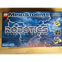 Robotics Invention by LEGO