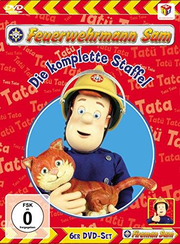 feuerwehrmann sam die komplette staffel Feuerwehrmann Sam - Die komplette Staffel [6 DVDs]